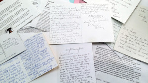 testimonial letters and cards